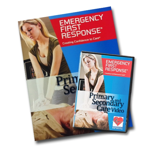 Emergency First Responder materialer
